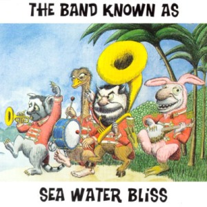sea water bliss debut album